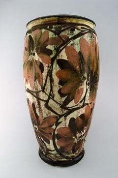 K hler K hler Denmark huge glazed stoneware floor vase in modern design - 1217517