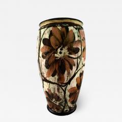 K hler K hler Denmark huge glazed stoneware floor vase in modern design - 1218660