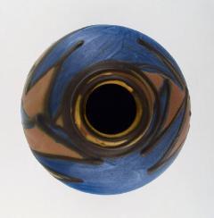 K hler K hler HAK glazed stoneware vase in modern design - 1213739
