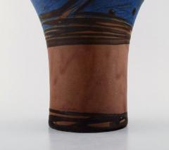 K hler K hler HAK glazed stoneware vase in modern design - 1213740