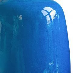 K hler Large Mod Lamp in Azure Glaze by Nils Kahler - 1656028