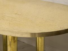 KAM TIN Brass dining table by KAM TIN - 973556