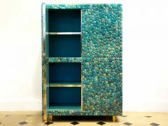 KAM TIN Unique turquoise Buffet Cabinet by KAM TIN - 971424