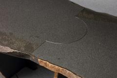 Kaaron Studio Exceptionnal Dat Kan Volcanic Stone Low Table Kaaron and Okurayama Studio - 1068798