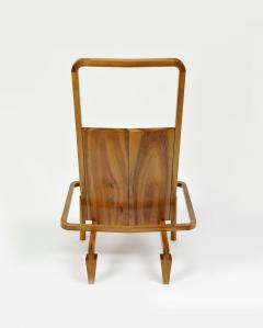 Kaaron Studio Sculpted Armchair Signed by Kaaron - 1653898