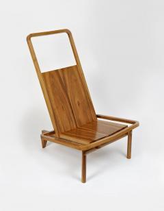 Kaaron Studio Sculpted Armchair Signed by Kaaron - 1653900
