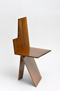 Kaaron Studio Sculpted Chair Signed by Kaaron - 1653903