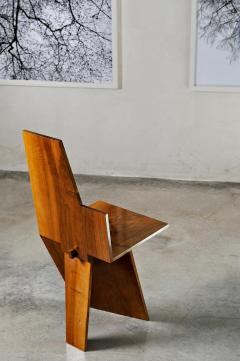 Kaaron Studio Sculpted Chair Signed by Kaaron - 1653904