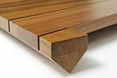 Kaaron Studio Sculpted Coffee Table Slide Signed by Kaaron - 965583