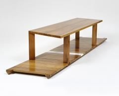 Kaaron Studio Sculpted Coffee Table Slide Signed by Kaaron - 965586