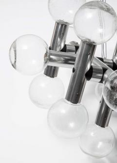 Kalmar Lighting 12 Globe Molecule Chandelier - 836053