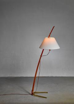 Kalmar Lighting Kalmar Dornstab floor lamp Austria 1940s - 996987