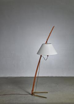 Kalmar Lighting Kalmar Dornstab floor lamp Austria 1940s - 996988