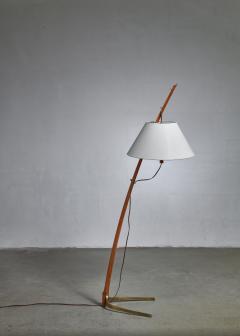 Kalmar Lighting Kalmar Dornstab floor lamp Austria 1940s - 996989