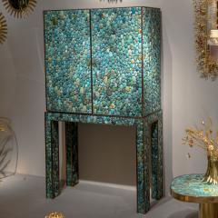 Kam Tin KAM TIN Turquoise cabinet France 2019 - 1151081