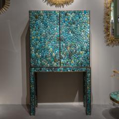 Kam Tin KAM TIN Turquoise cabinet France 2019 - 1151083