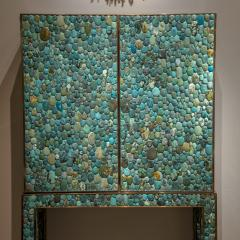 Kam Tin KAM TIN Turquoise cabinet France 2019 - 1151085