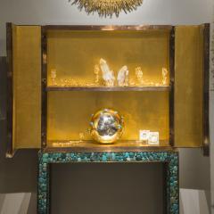 Kam Tin KAM TIN Turquoise cabinet France 2019 - 1151087