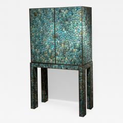 Kam Tin KAM TIN Turquoise cabinet France 2019 - 1151774