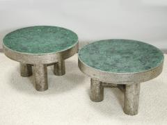 Kam Tin Pair of coffee tables - 1813920