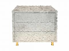 Kam Tin Pyrite nightstand - 1263265
