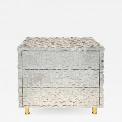 Kam Tin Pyrite nightstand - 1263372