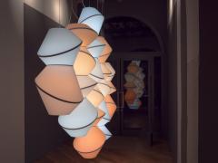 Karhof Trotereau KELVIN Totem lamps single lights or light installation - 1325082