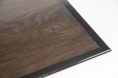 Karpen of California Elegant Ebonized Art Deco Occasional Table by Karpen - 258948