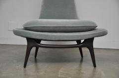 Karpen of California Karpen High Back Lounge Chairs - 440357