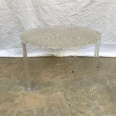 Kartell Patricia Urquiola T Table Lucite Table Model 8501 for Kartell Italy 2001 - 1610227