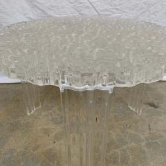 Kartell Patricia Urquiola T Table Lucite Table Model 8501 for Kartell Italy 2001 - 1610228