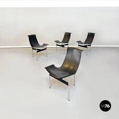 Katavolos Littel Kelly Set of T chairs by W Katavolos D Kelley and R Littell for Laverne 1952 - 2078216