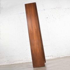 Keller Manufacturing Keller furniture mcm lighted display cabinet bookcase - 1598296