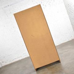 Keller Manufacturing Keller furniture mcm lighted display cabinet bookcase - 1598303