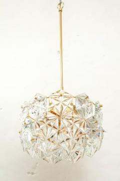 Kinkeldey Faceted Crystal Chandelier by Kinkeldey  - 1163953