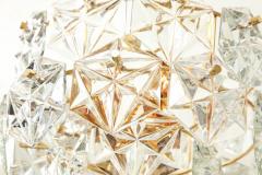 Kinkeldey Faceted Crystal Chandelier by Kinkeldey  - 1163954
