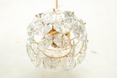 Kinkeldey Faceted Crystal Chandelier by Kinkeldey  - 1163957
