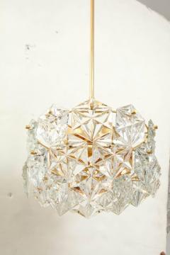 Kinkeldey Faceted Crystal Chandelier by Kinkeldey  - 1163958
