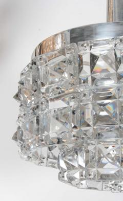 Kinkeldey Kinkeldey Faceted Square Prism Chandelier - 842445