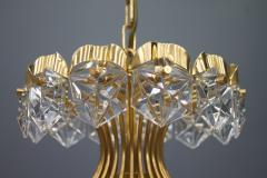 Kinkeldey Kinkeldey Gilt Brass Chandelier 1960s - 1297964