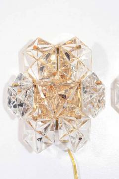 Kinkeldey Kinkeldey Star Prism Sconces - 1931334