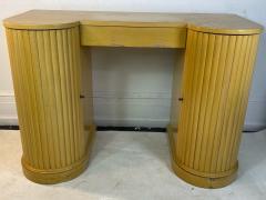 Kittinger Furniture Co ART DECO VANITY AND MIRROR BY KITTINGER - 1909938