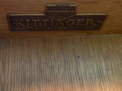 Kittinger Furniture Co ART DECO VANITY AND MIRROR BY KITTINGER - 1909944