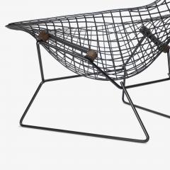 Knoll Early Bertoia Bird Chair in Outdoor Grade Powdercoat by Harry Bertoia for Knoll - 2054742