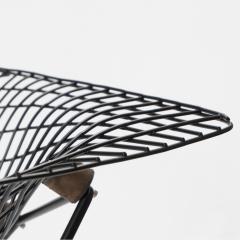 Knoll Early Bertoia Bird Chair in Outdoor Grade Powdercoat by Harry Bertoia for Knoll - 2054747