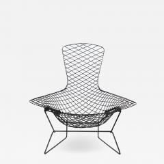 Knoll Early Bertoia Bird Chair in Outdoor Grade Powdercoat by Harry Bertoia for Knoll - 2055500