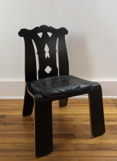 Knoll International Chippendale chairs by Robert Venturi set of 6 x  - 1255215