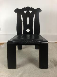 Knoll International Chippendale chairs by Robert Venturi set of 6 x  - 1255235