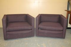 Knoll International Knoll Lounge Chairs by Charles Pfister - 1347500