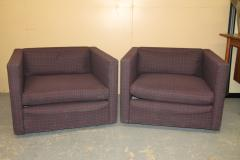 Knoll International Knoll Lounge Chairs by Charles Pfister - 1347501